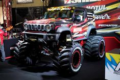 Suzuki Jimny, Custom Trucks, Offroad, Animals And Pets, Cool Cars, Super Cars, Jeep, Automobile, Monster Trucks