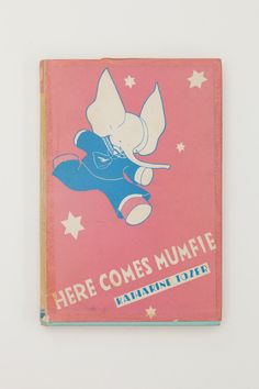 Here comes Mumfie by Katharine Tozer - Vintage Children's Book, 1964 by PenelopeCatVintage on Etsy