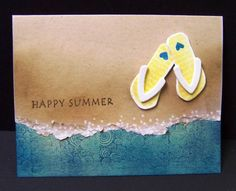 WT384 By the Shore by hobbydujour - Cards and Paper Crafts at Splitcoaststampers