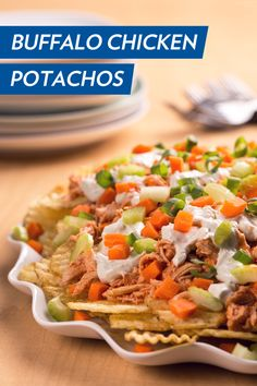 Put a twist on a nacho recipe with the ultimate tailgate duo—Philadelphia Cream Cheese and FRANK'S® RedHot®