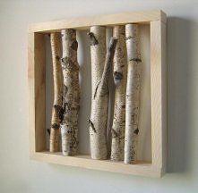 Zobacz zdjęcie obraz drewniany brzoza