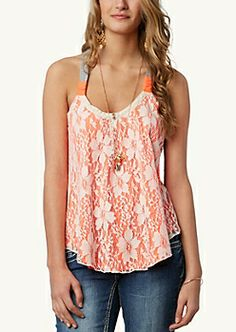 Girls Fashion Tops | rue21