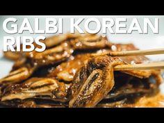 GALBI KOREAN SHORT RIBS - Instant Pot - YouTube