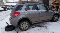 Продается Suzuki SX4 2013 год аварийный