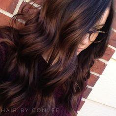 Dimensional brunette --- redken shades