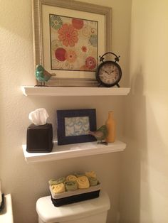 Gallery For Website Shelves from Home Depot over the toilet