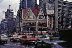 銀座 昭和40年代