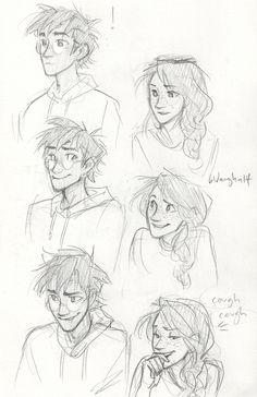 Harry+Ginny