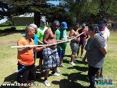 Marble Run Team Building Exercise