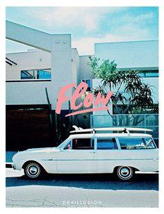 #Missguided #California #Car #Flow #Summer #Sun