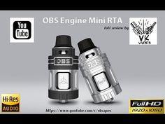 Vkvapes on obs engine mini Greek