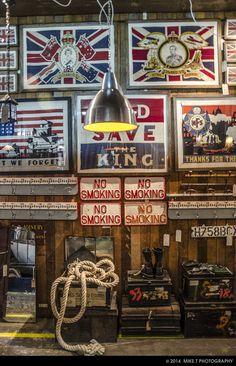 LASSCO Ropewalk antique store, Maltby Street - Mike T