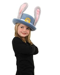 Pin for Later: Disney Zootopia Halloween Costumes Your Kids Are Going to Love Zootopia Judy Hopps Bowler Hat with Ears Zootopia Judy Hopps Bowler Hat with Ears ($25, originally $30)