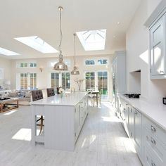 London England Kitchen Design Ideas, Pictures, Remodel and Decor