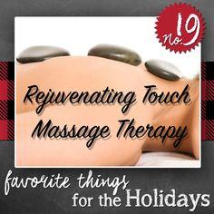 No.19 Rejuvenating Touch Massage SuerteDesigns.Weebly.com #FavoriteThings15