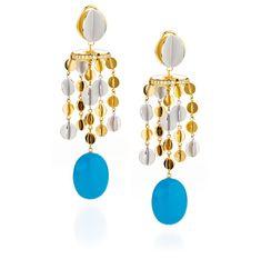 Bretterbauer Jewelry Diamonds, Gems, Turquoise, Drop Earrings, Metal, Jewelry, Schmuck, Jewlery, Jewerly