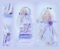 Принцесса на горошине в стиле Тильда http://annasushko.jimdo.com/