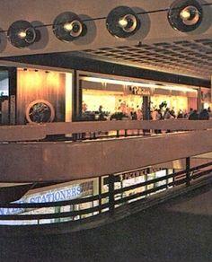 Los Angeles Northridge Fashion Center Ca 1970 Mall Stores San Fernando Valley