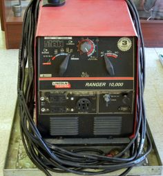Plano Pawn Shop  - Lincoln Electric Ranger 10,000 Welder/Generator, $2,499.00 (http://www.planopawnshop.net/lincoln-electric-ranger-10-000-welder-generator/)