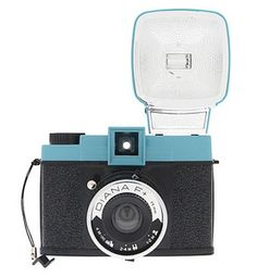 Diana F+ Flash. Christmas 2013 gift from my daughter. ♥