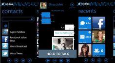 #TalkBox Voice #Messaging App Coming To #WindowsPhone #Marketplace Soon