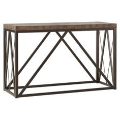 Contemporary Console Tables on Hayneedle - Modern Sofa Tables