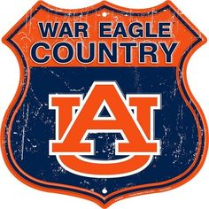 Shop online for your officially licensed NCAA Auburn Tigers merchandise. Become the ultimate superfan and show off your team pride! Sec Football, Auburn Football, College Football Teams, Best Football Team, Auburn Tigers, Lsu, Football Season, 1957 Chevy Bel Air, Country Signs