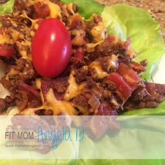 This Bacon Cheeseburger Skillet is full of flavor and you would never guess it is 21 Day Fix approved! This one skillet meal is easy and delicious!