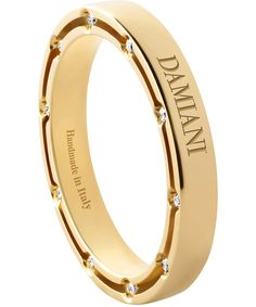 Damiani | Diamond Wedding Band