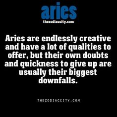 Aries Zodiac Quotes And Sayings. QuotesGram