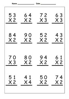 Array Math Worksheets Multiplication Arrays Worksheets Grade 3 Math for 4th Grade Multiplication Worksheets, Math Addition Worksheets, 2nd Grade Worksheets, Printable Math Worksheets, Kindergarten Math Worksheets, Free Printable, Multiplication Strategies, Math Rotations, Spanish Worksheets