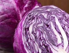 Red cabbage is one of the most healthful and least expensive vegetables available today. It is rich in vitamins C, K, & B-complex and minerals such as iodine, calcium, magnesium, potassium, and iron. Red cabbage is also high in anthocyanin polyphenols which are powerful antioxidants that contain potent anti-inflammatory, anti-viral, and anti-cancer properties.