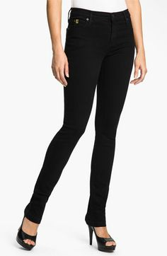 Second Yoga Jeans Skinny Jeans available at #Nordstrom - So I am pinning them, I've yet to try them, but they sound so intriguing.