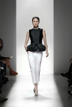 Pierre Balmain - Spring Summer 2013 Ready-To-Wear - Shows - Vogue.it