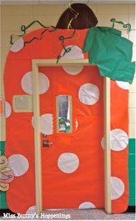 Teresa's door idea for next year                                                                                                                                                                                 More