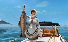 World of Fishing: Klucze do europejskich testów beta (CBT)