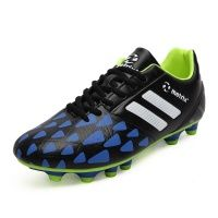 innovative design 265ff 96282 Leather Mens Soccer Boots 2016 Outdoor Long Spike FG Foorball Shoes for Man  Sport Trainers Soccer