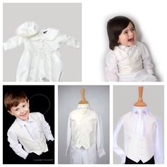 Boys christening outfits ages 6 months to 7 years