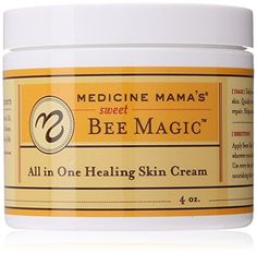 Shop a great selection of Medicine Mama's Apothecary Sweet Bee Magic All In One Healing Skin Cream, 4 Ounce. Find new offer and Similar products for Medicine Mama's Apothecary Sweet Bee Magic All In One Healing Skin Cream, 4 Ounce. Organic Oil, Organic Skin Care, Organic Facial, Natural Remedies For Depression, Anti Itch Cream, Skin Cream, Herbal Medicine, Apothecary, All In One
