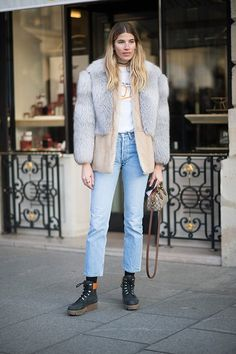 Street Style Couture Fashion Week Spring Summer 17 - Image 2