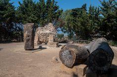 Agrigento - Tomba di Pirandello