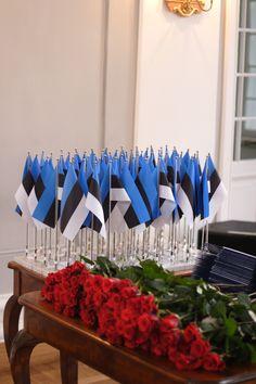Estonian flags