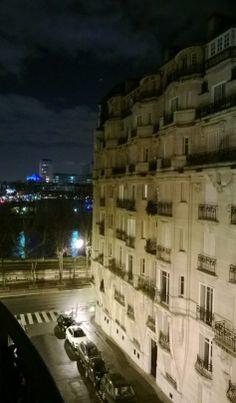 Hôtel Sezz. Paris.