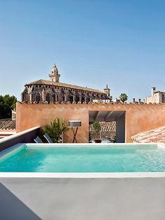 HOTEL TERRA SANTA PALMA MALLORCA Nadar - AD España, © Montse Garriga