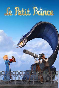 Le Petit Prince, la planète Libris