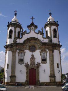 Igreja Nossa Senhora do Carmo, São João del Rei.