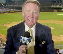 Vin Scully, lefty sports commentator, happy birthday!