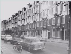1e Atjestraat, Amsterdam Oost