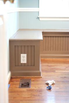 Kiwi Wood Werks & Designs: & Designs (breakfast nook bench)