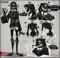 Fantasy Character Design, Character Drawing, Character Design Inspiration, Character Concept, Monster Concept Art, Creature Concept Art, Wow Art, Creepy Art, Art Reference Poses